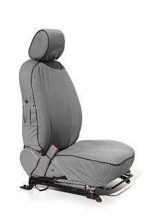 Picture of Rav 4 5-Door GX 2013 to 2018: front & rear seats