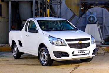 Picture for category Utility Bakkie