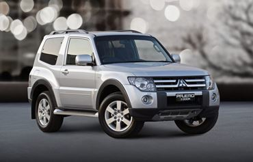 Picture for category Pajero SWB
