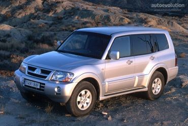 Picture for category Pajero LWB