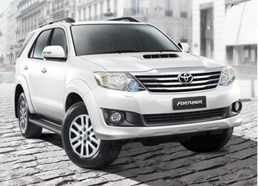 Picture for category Fortuner