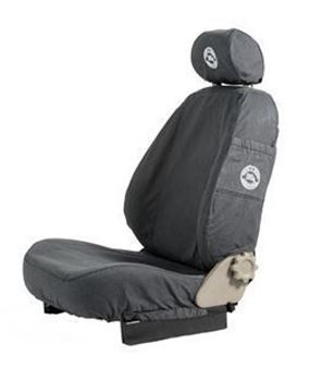 Picture of Trailblazer 2012 to 2013 (original seats in leather): fronts, backseat, jumps