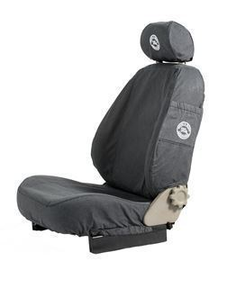 Picture of Trailblazer 2012 to 2013 (original seats in cloth): fronts, backseat