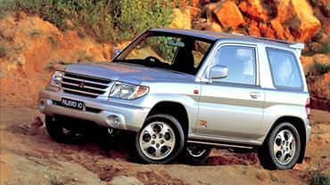 Picture for category Pajero IO SWB