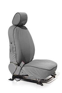 Picture of Prado 150 (EU Spec) LHD 2014 to present; front & rear seats