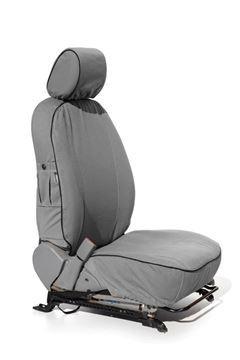 Picture of Prado 150 (EU Spec) LHD 2014 to present; front, rear seats & jumps