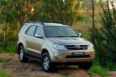 Picture for category Fortuner 2006 - 2008 & Base Model 2011 - 03/2016