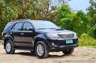 Picture for category Fortuner 2009 - 03/2016