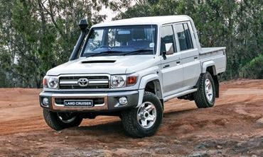 Picture for category Land Cruiser 70 Series
